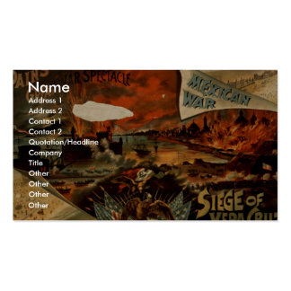 The Long Island Railroad Business Card Template