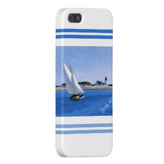 The Long Leg iPhone SE/5/5s Case