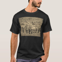 The Long Line From Omaha Beach T-Shirt