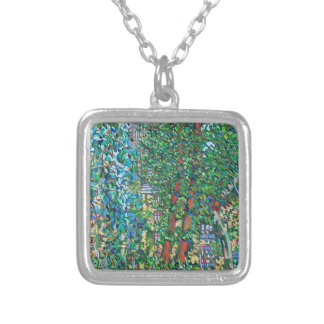 The Longest Day Silver Plated Necklace