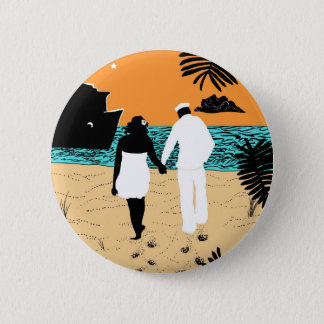 The Longest Hour Pinback Button