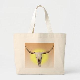 The Longhorns Large Tote Bag