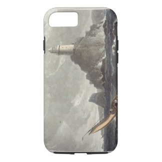 The longships lighthouse of Lands End, Cornwall, f iPhone 7 Case