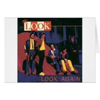 The Look Again Tour 1982 Card