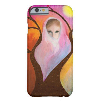 The Look in Those Green Eyes for iPhone 6 Barely There iPhone 6 Case