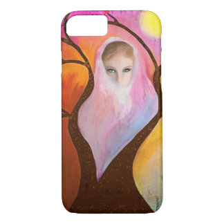 The Look in Those Green Eyes for iPhone 7 iPhone 8/7 Case