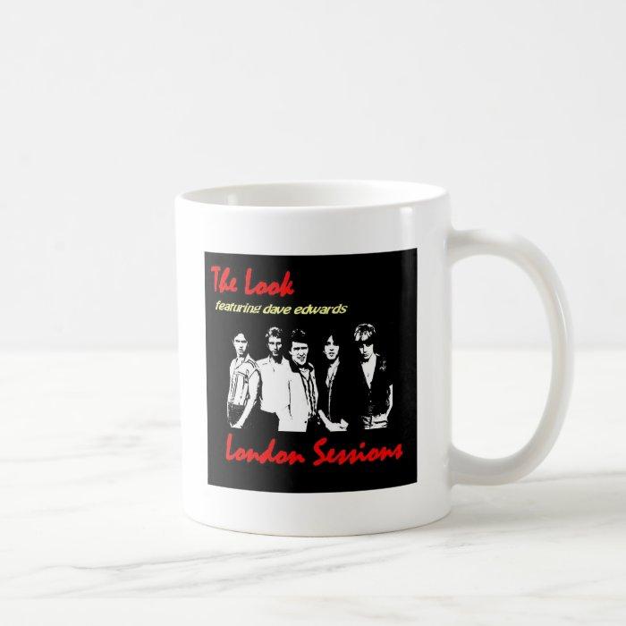 "The Look - ""London Sessions"" 2009 Coffee Mug"