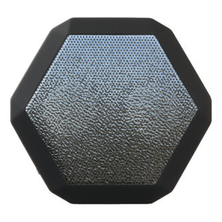 The Look of Architectural Textured Glass Black Bluetooth Speaker