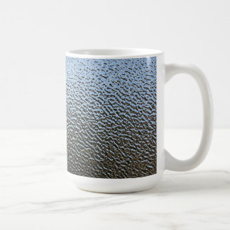 The Look of Architectural Textured Glass Coffee Mug