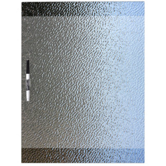 The Look of Architectural Textured Glass Dry-Erase Board