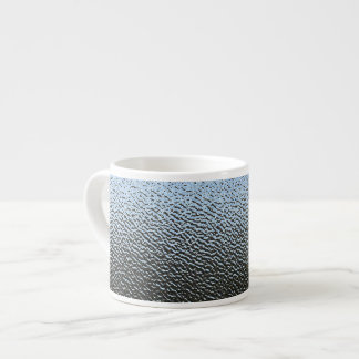 The Look of Architectural Textured Glass Espresso Cup