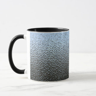 The Look of Architectural Textured Glass Mug