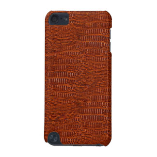 The Look of Brown Realistic Alligator Skin iPod Touch (5th Generation) Cover