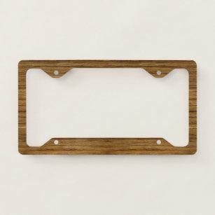 Wood Grain Texture Plates Zazzle