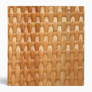 The Look of Lacquer Wicker Basketweave Texture Binder
