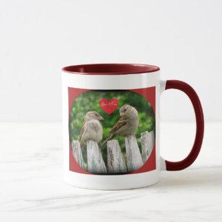 The Look of Love, Happy Valentine's Day Mug
