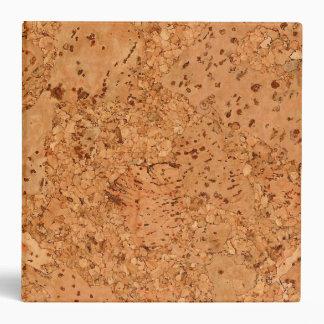 The Look of Macadamia Cork Burl Wood Grain Binder
