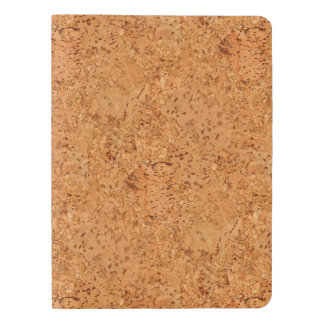 The Look of Macadamia Cork Burl Wood Grain Extra Large Moleskine Notebook