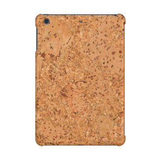 The Look of Macadamia Cork Burl Wood Grain iPad Mini Retina Covers