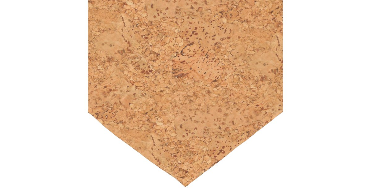 The Look Of Macadamia Cork Burl Wood Grain Short Table