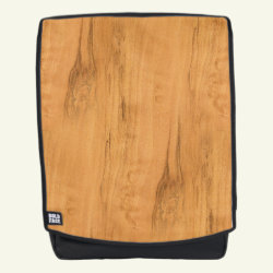 The Look of Maple Wood Grain Texture Backpack