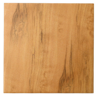 Wood floor ceramic tiles zazzle for Cork flooring wood grain look