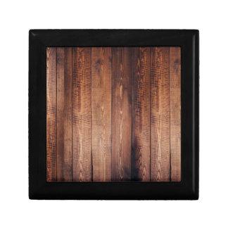 The look of real wood! keepsake box