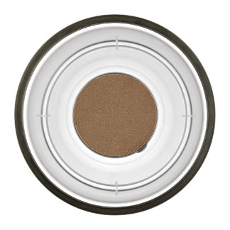 The look of Snuggly Coffee Brown Suede Texture Bowl