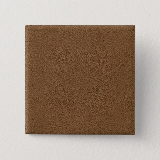 The look of Snuggly Coffee Brown Suede Texture Button