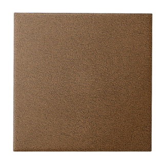 The look of Snuggly Coffee Brown Suede Texture Ceramic Tile