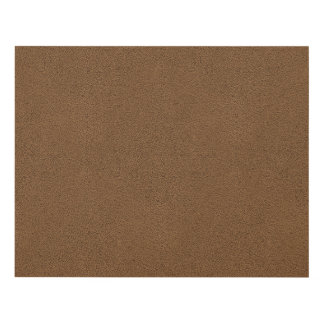 The look of Snuggly Coffee Brown Suede Texture Panel Wall Art