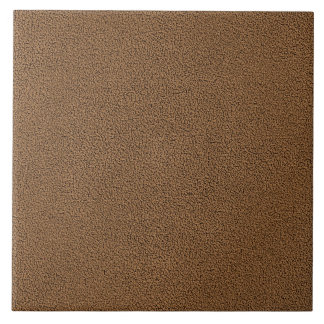 The look of Snuggly Coffee Brown Suede Texture Tile