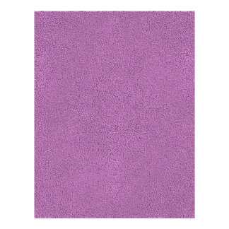 The look of Snuggly French Lilac Lavender Suede Flyer