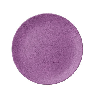 The look of Snuggly French Lilac Lavender Suede Plate