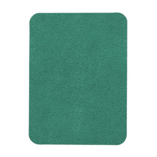 The look of Snuggly Jade Green Teal Suede Texture Magnet