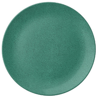 The look of Snuggly Jade Green Teal Suede Texture Plate