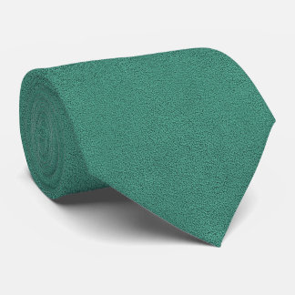 The look of Snuggly Jade Green Teal Suede Texture Tie