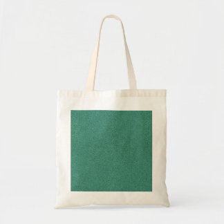 The look of Snuggly Jade Green Teal Suede Texture Tote Bag