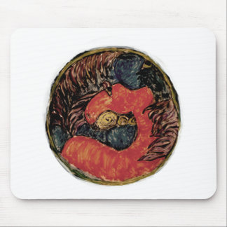 The Look Out Horse Mouse Pad