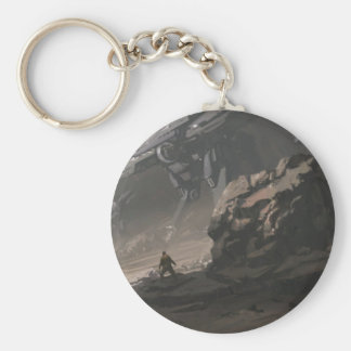 The Looter of The Last War Keychain