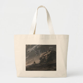 The Looter of The Last War Large Tote Bag
