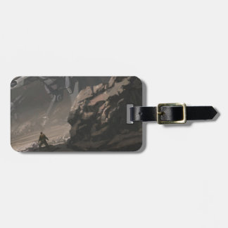 The Looter of The Last War Luggage Tag