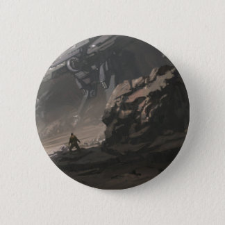 The Looter of The Last War Pinback Button