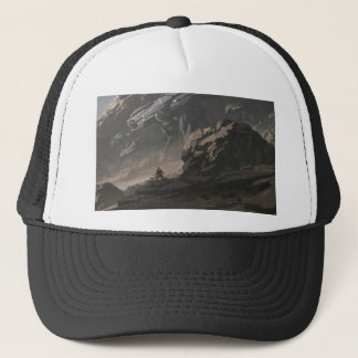 The Looter of The Last War Trucker Hat