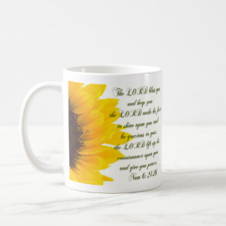 The Lord bless you and keep you... Coffee Mug