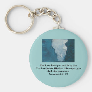 THE LORD BLESS YOU KEYCHAIN