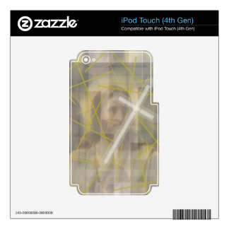 The Lord Everywhere... Skin For iPod Touch 4G