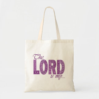 The Lord is My... Bag
