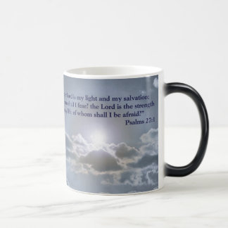 The Lord is my light mug