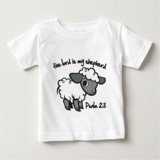 The Lord is my Shepherd Baby T-Shirt
